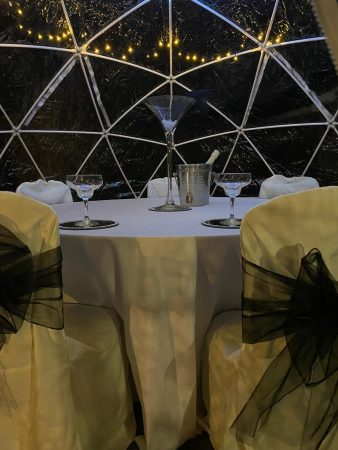 Garden Igloo Dome Pod Hire-slide-6