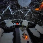 Igloo with 360* View -The Cosy package