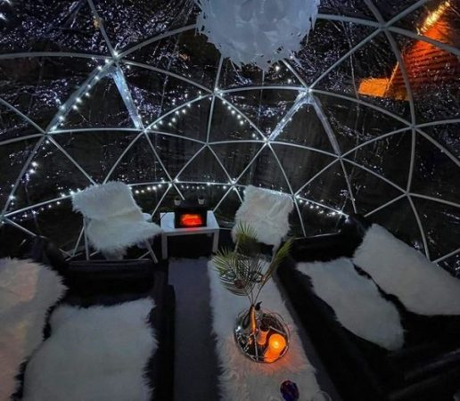 Igloo with 360* View -The Cosy package-slide-1