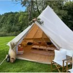 Luxury Bell Tent for Hire