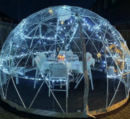 Dine Outdoors in an Igloo – The Luxury Package-slide-1
