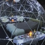 Igloo Dome Hire  – The Night Under The Stars Package