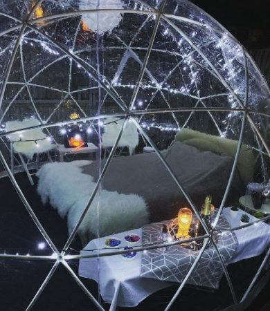 Igloo Dome Hire  – The Night Under The Stars Package-slide-1
