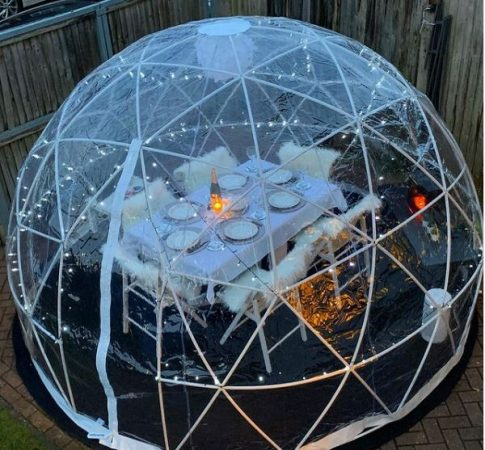 Igloo For Hire – The Romantic Package-slide-1