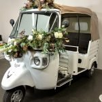 Wedding tuk tuk