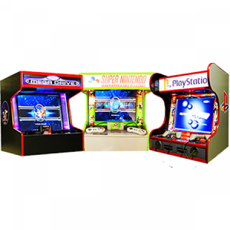 50-in-1-Retro-Video-Game-Console-Hire-slide-1
