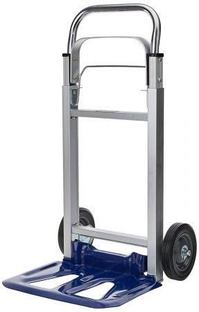 Moving kit: Einhell BT-HT 90kg Folding Truck + 5 bungee cords-slide-6