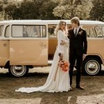 Campervan Hire Wedding Boho