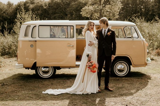 Campervan Hire Wedding Boho-slide-1