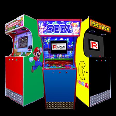 Retro Arcade Machine Hire-slide-1