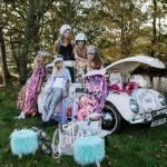 VW Beetle popup glitter bar Surrey -Glitter Bug