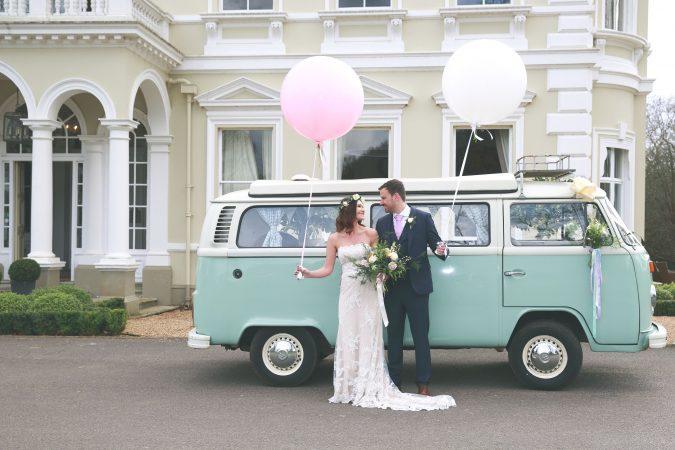 Blue Campervan Wedding Car Hire-slide-1