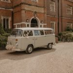 Campervan Wedding Car Hire