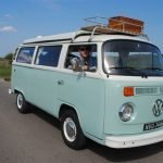 Classic VW Camper For Hire