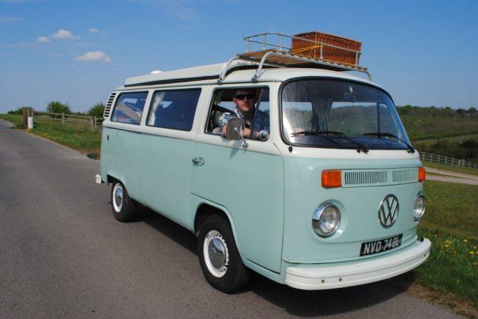 Classic VW Camper For Hire-slide-1