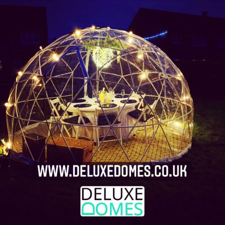Luxurious Domes for hire in Hertfordshire/ Essex/ Cambridgeshire-slide-1