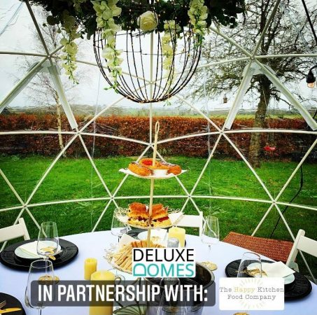 Luxurious Domes for hire in Hertfordshire/ Essex/ Cambridgeshire-slide-4
