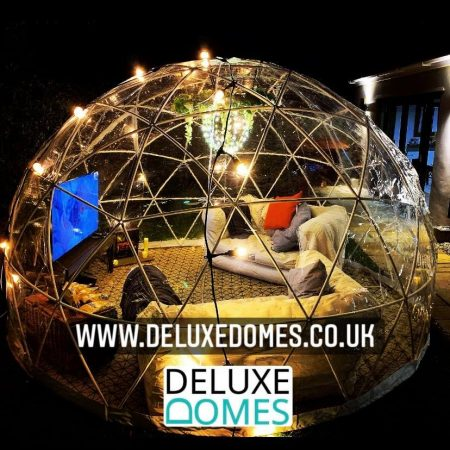 Luxurious Domes for hire in Hertfordshire/ Essex/ Cambridgeshire-slide-2