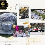 Garden Igloo Hire