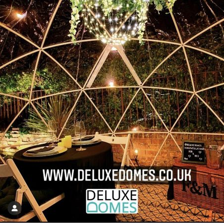 Luxurious Domes for hire in Hertfordshire/ Essex/ Cambridgeshire-slide-3