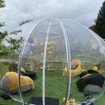 Extra large igloo / dome